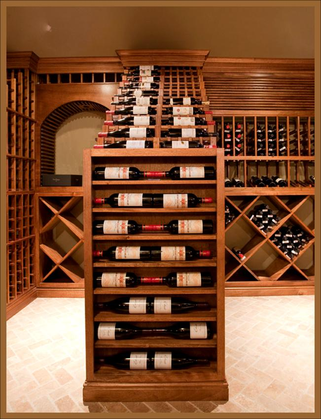 GET A FREE 3D WINE CELLAR DESIGN