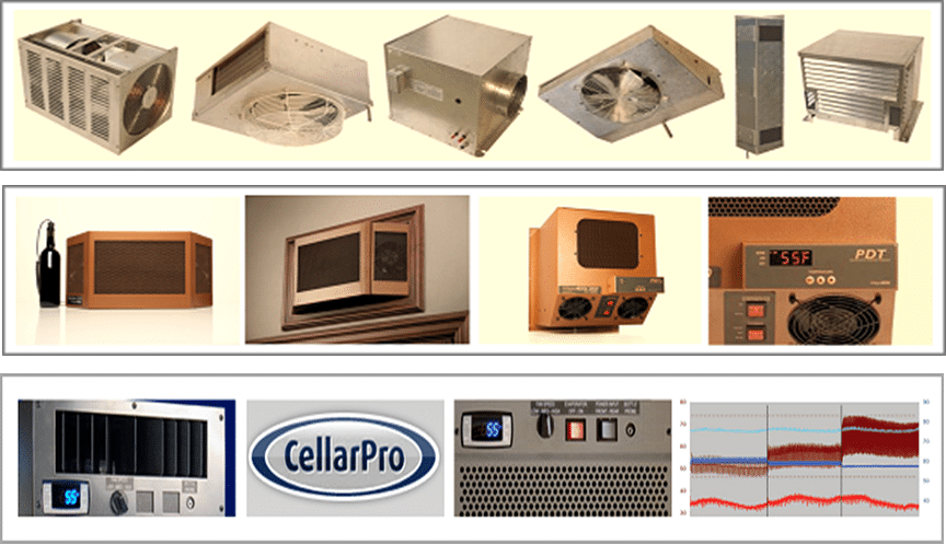Invest in Reliable and Efficient Wine Cellar Cooling Systems
