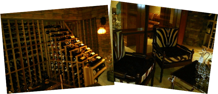 Wine Cellar Construction Project in Freehold,NJ