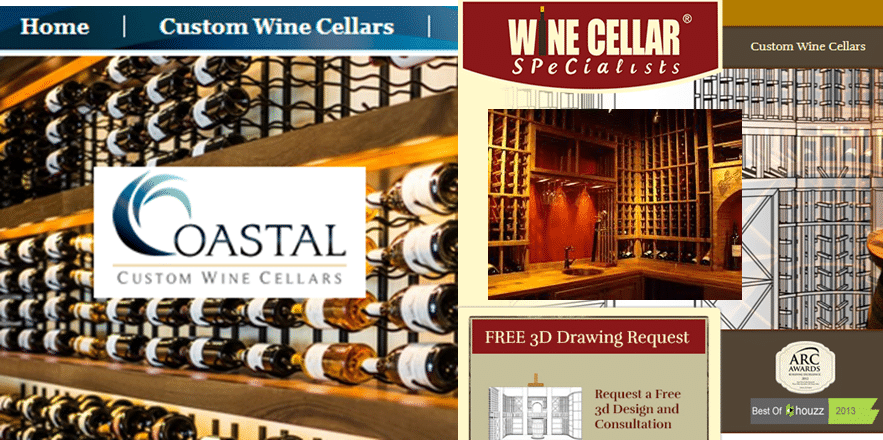 Master Wine Cellar Builders