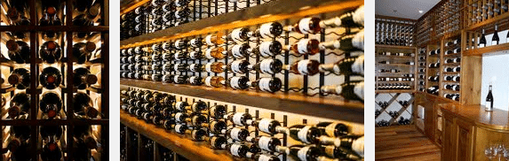 Commercial Wine Cellars by Coastal