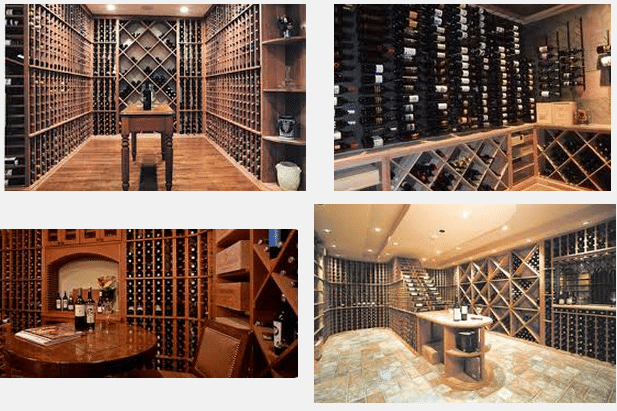 Wooden Wine Racks by Wine Cellar SPecialists