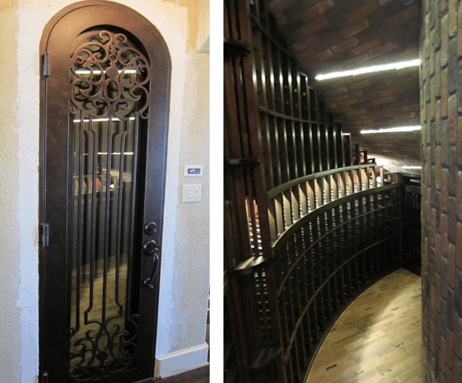 Custom Wine Cellars New Jersey