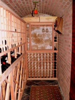 Home Wine Room Conversion New Jersey