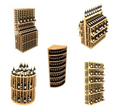 Commercial Wine Racks New Jersey