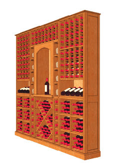 Modular Wine Racks from Wine Cellar Specialists