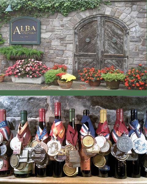 Alba New Jersey Winery