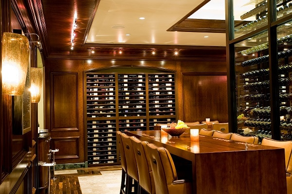 New Jersey Custom Wine Cellars Design & Wine Cellar Cooling New Jersey u0026 How to Build a Wine Cellar | Custom ...