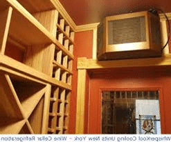 Wine Cellar Cooling System for Custom Wine Cellars New Jersey